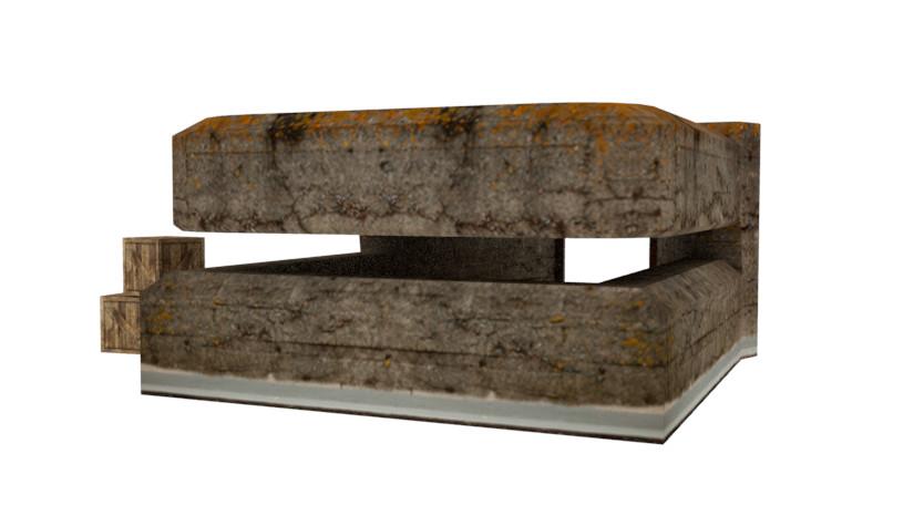 Jordan cameron bunker 1