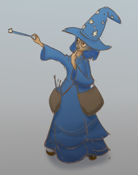 Innocent Decorator-Mage