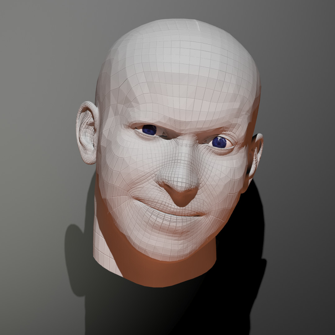 Motion Capture with FaceShift