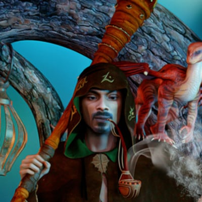 Roger patterson jr snoop wizard