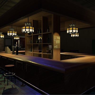 Lee williamson bar