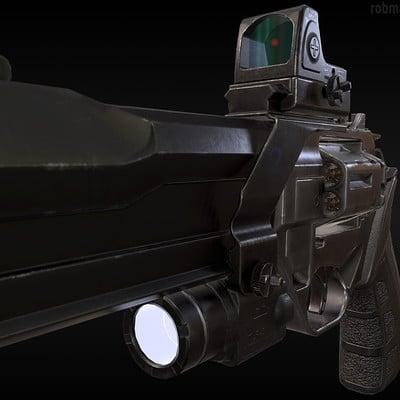 .357 Magnum Revolver Concept (Hell Slayer)