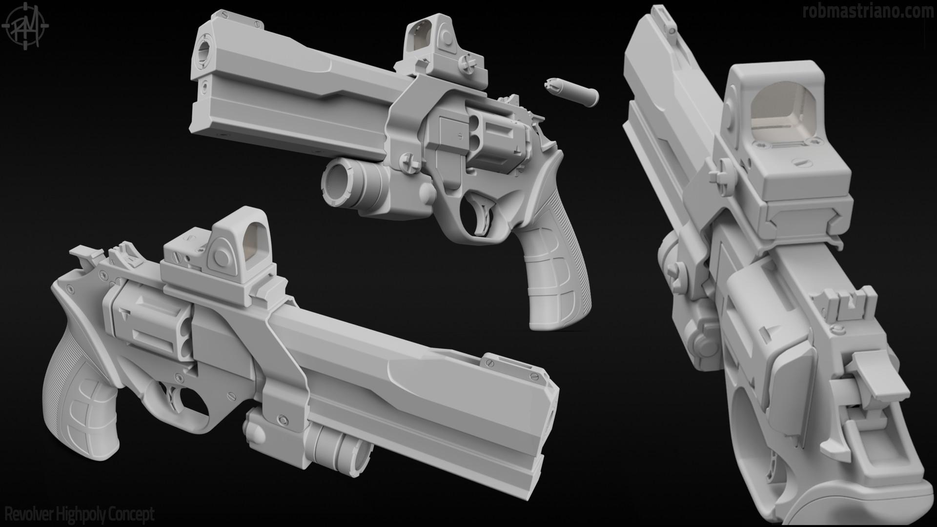Rob mastriano revolver9