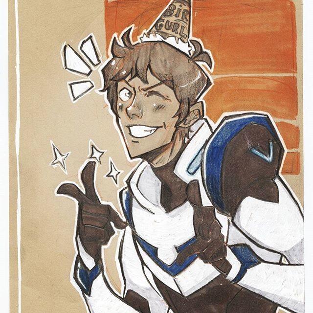 Lance birthday commission
