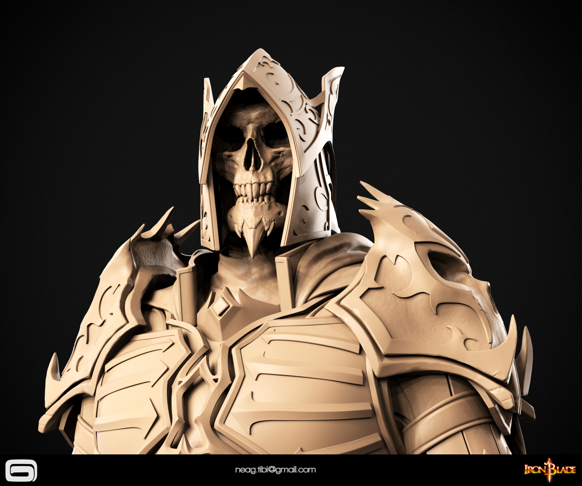 Tibi neag tibi neag death reaper high 07