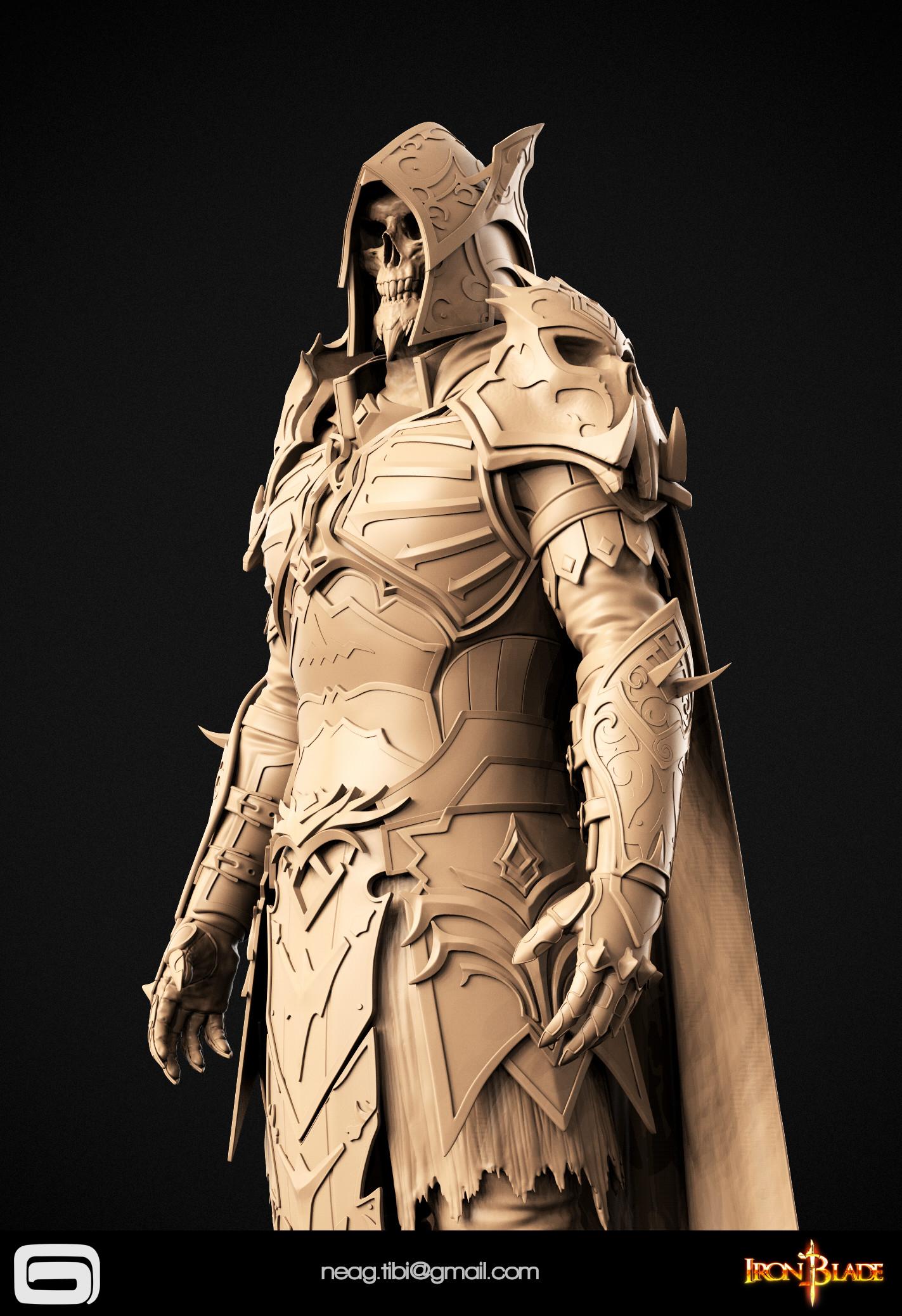 Tibi neag tibi neag death reaper high 09