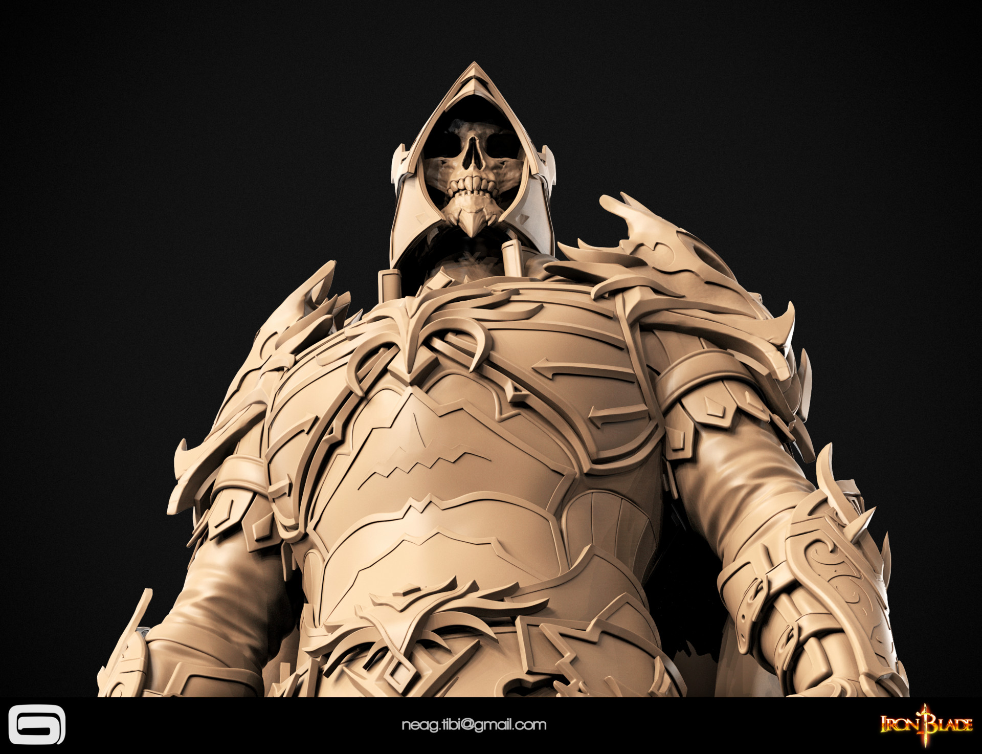 Tibi neag tibi neag death reaper 2 high 06