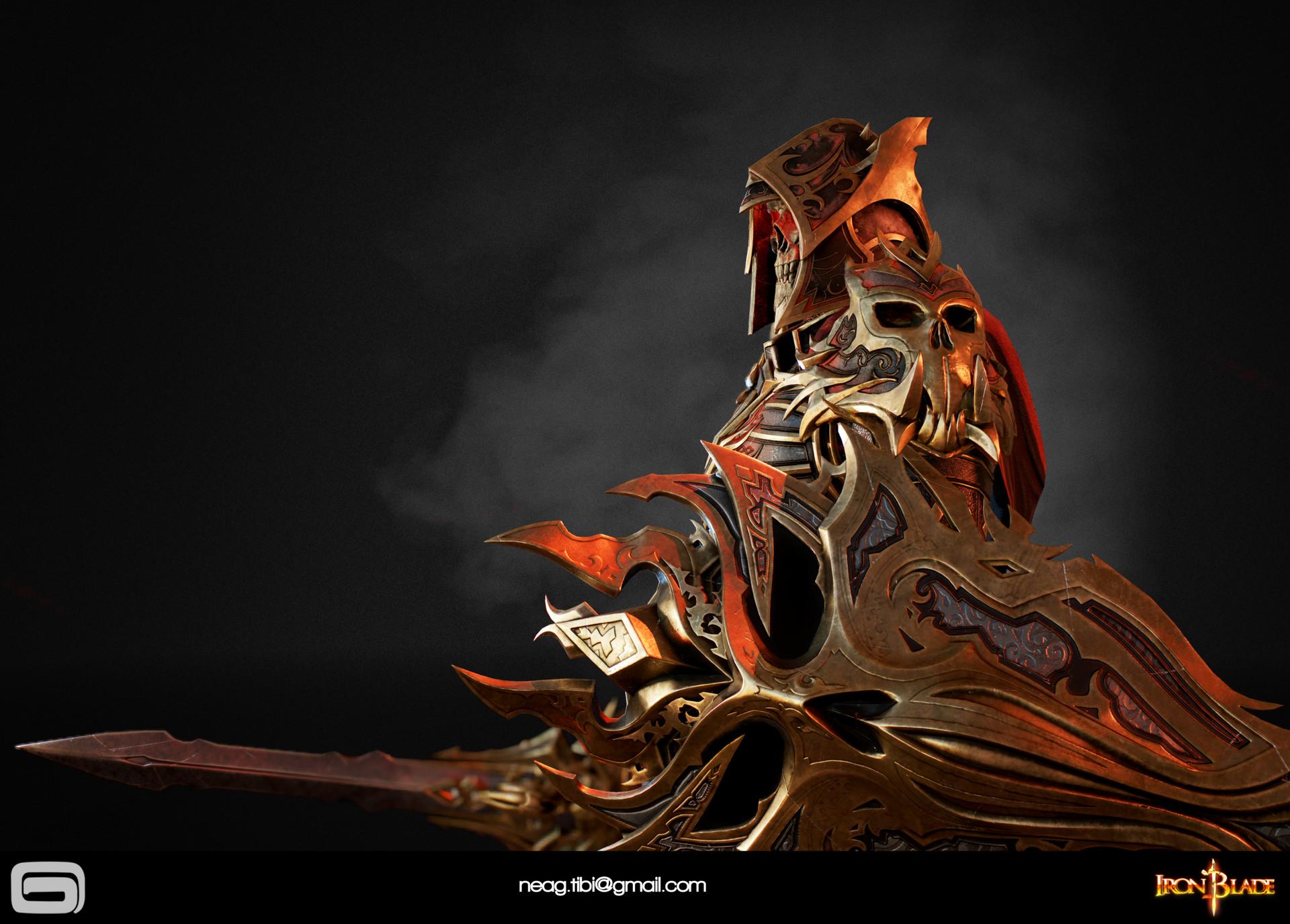 Tibi neag tibi neag death reaper 2 low 19