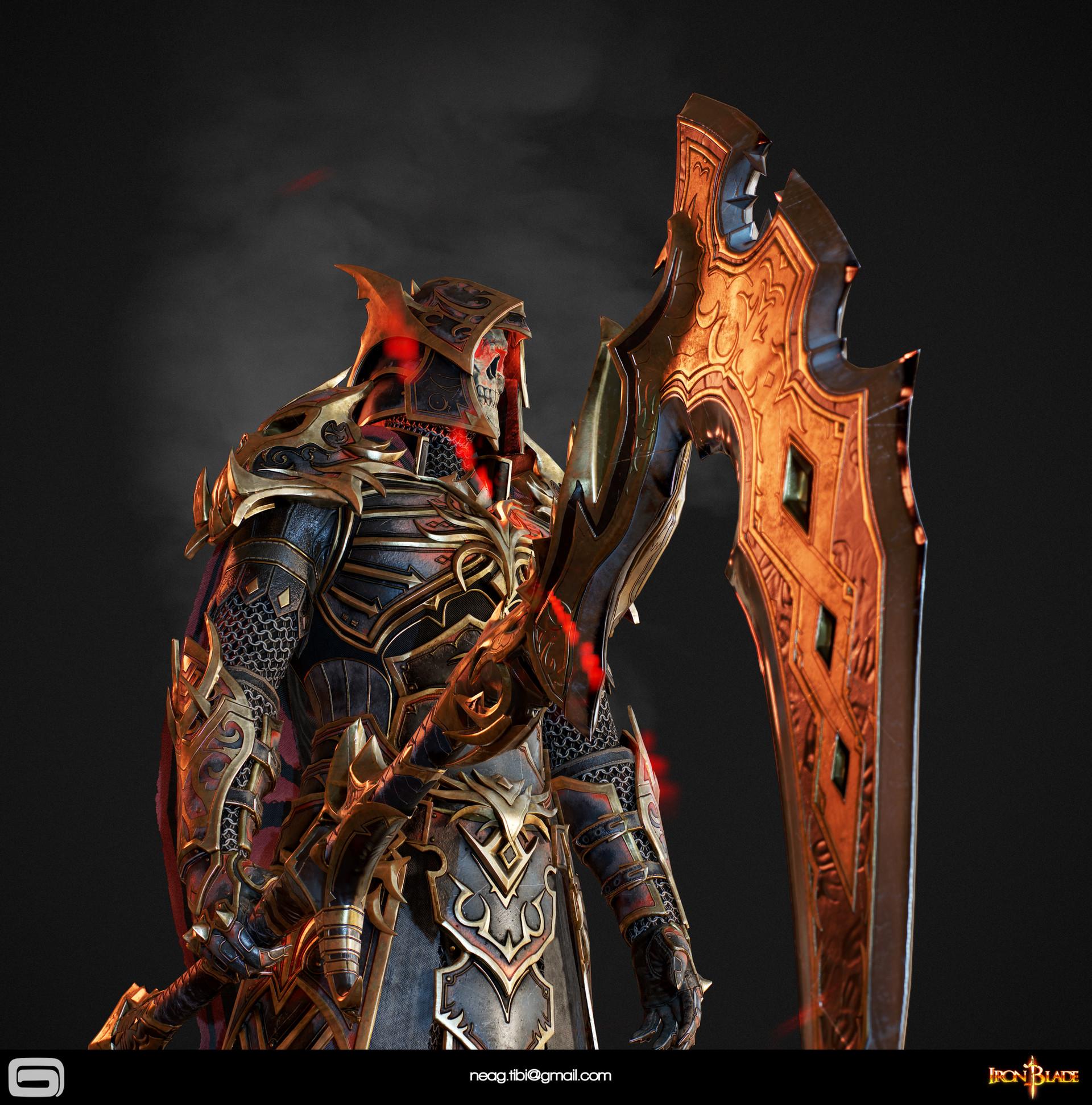 Tibi neag tibi neag death reaper 2 low 11