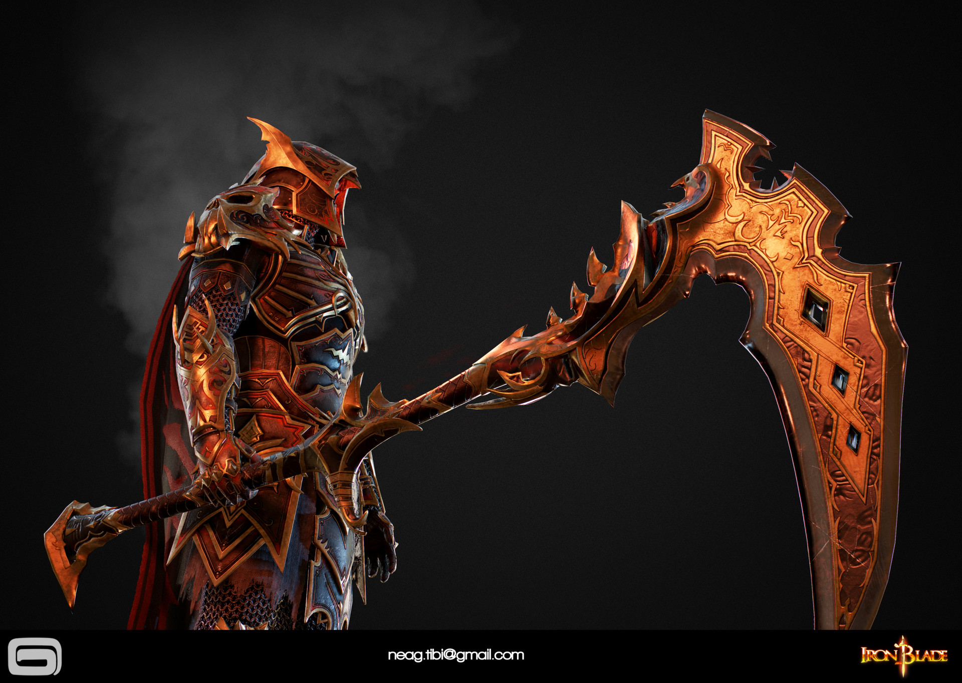 Tibi neag tibi neag death reaper 2 low 12