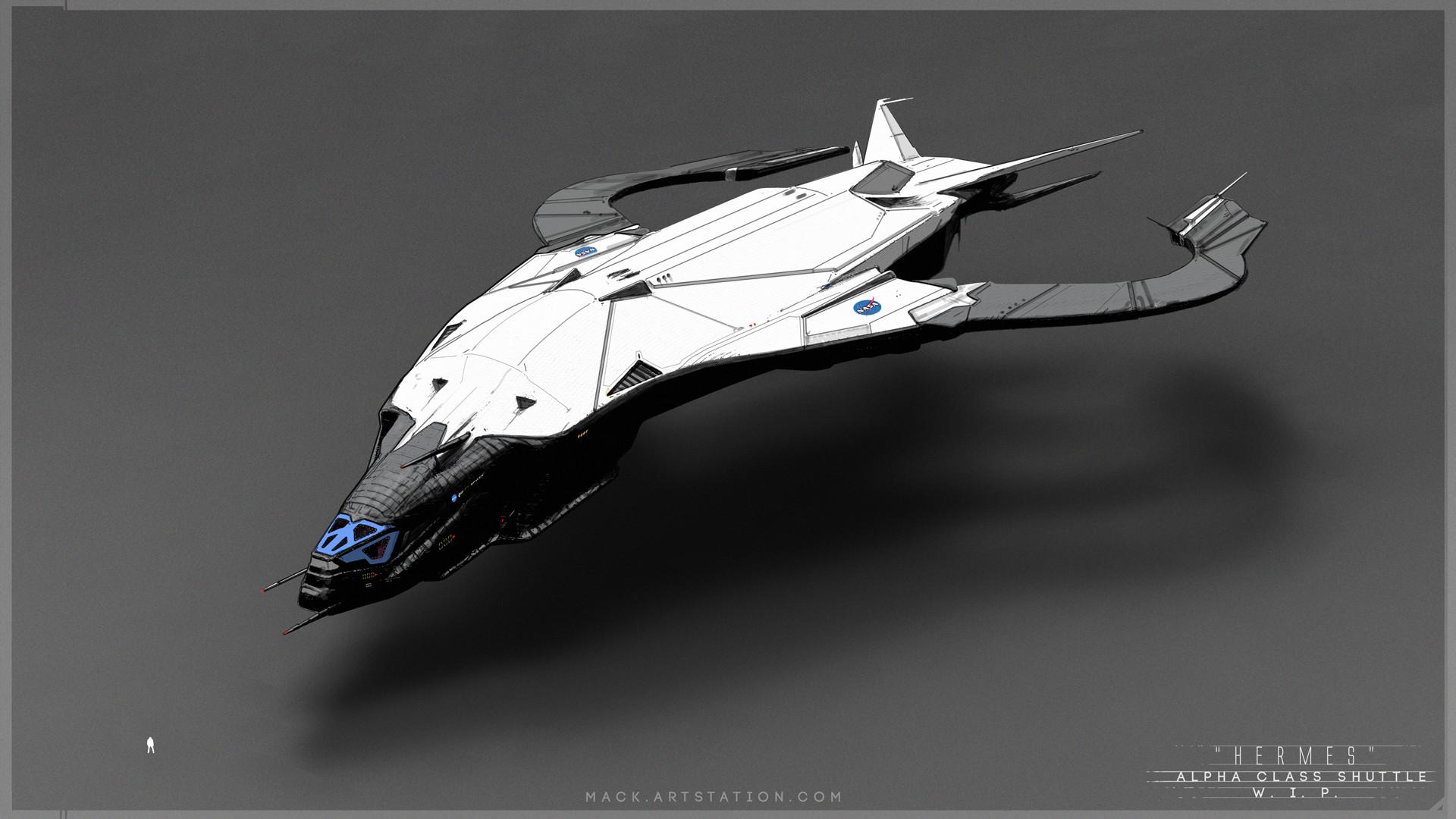 Mack sztaba orion class shuttle