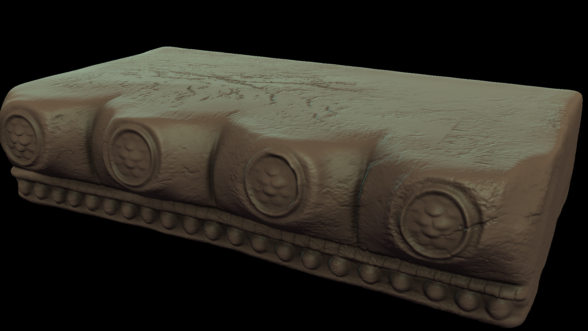David baldwin mudbox trim block