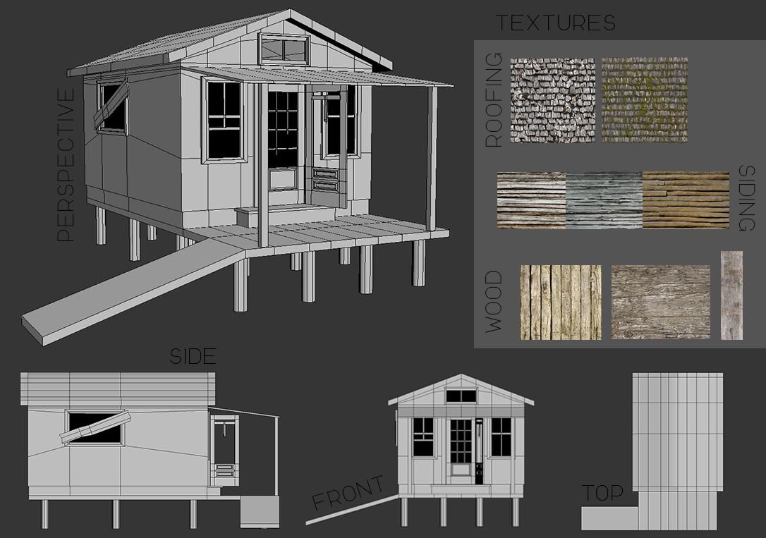 Jordan cameron house conceptart