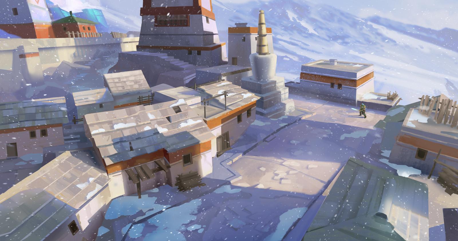 Dungeon Hunter - Frozen Village