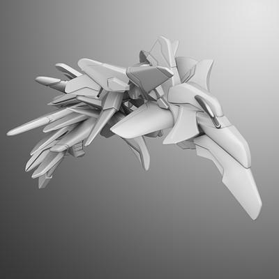 Taketo kobayashi sculpture print 0003