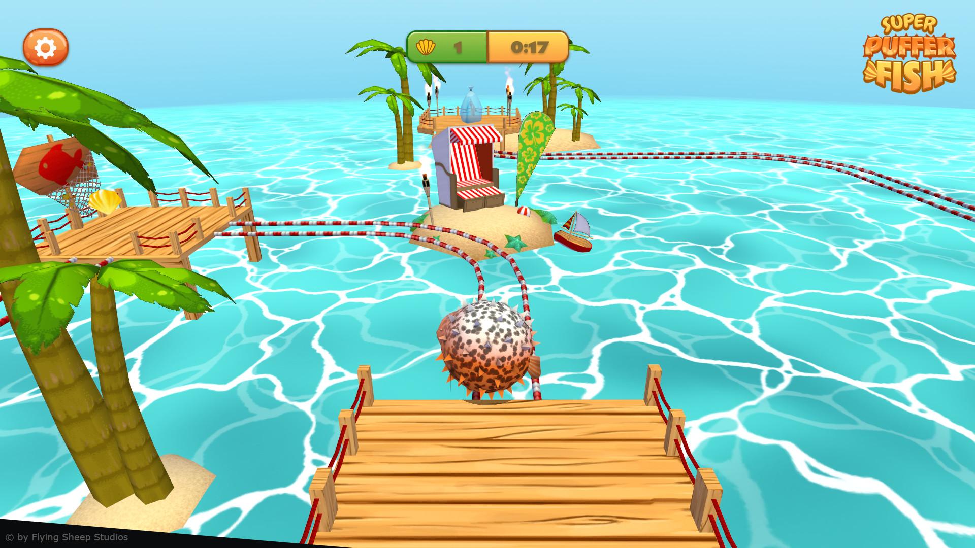 Marina hahn pufferfish screenshot