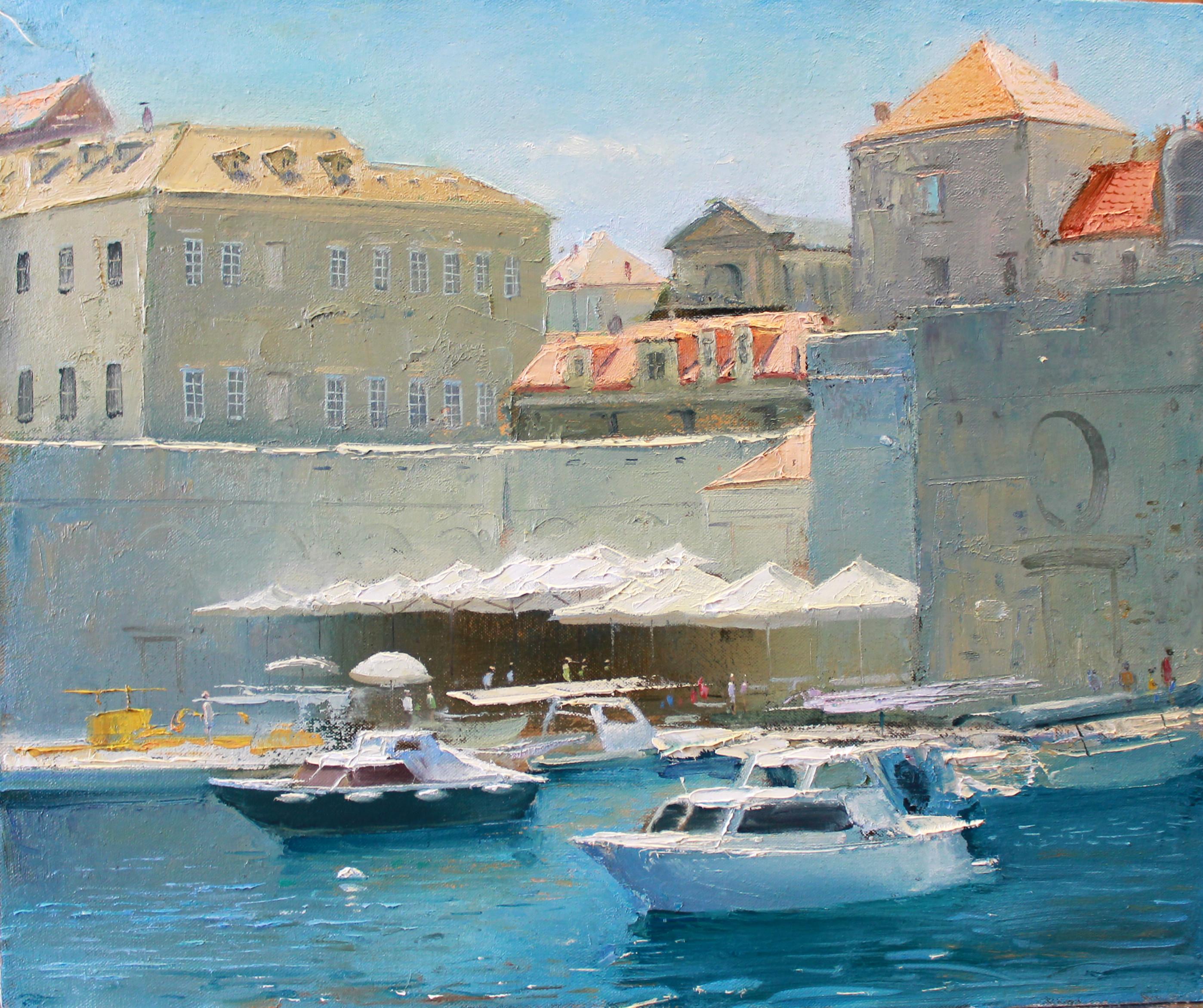 Dubrovnik Plein air