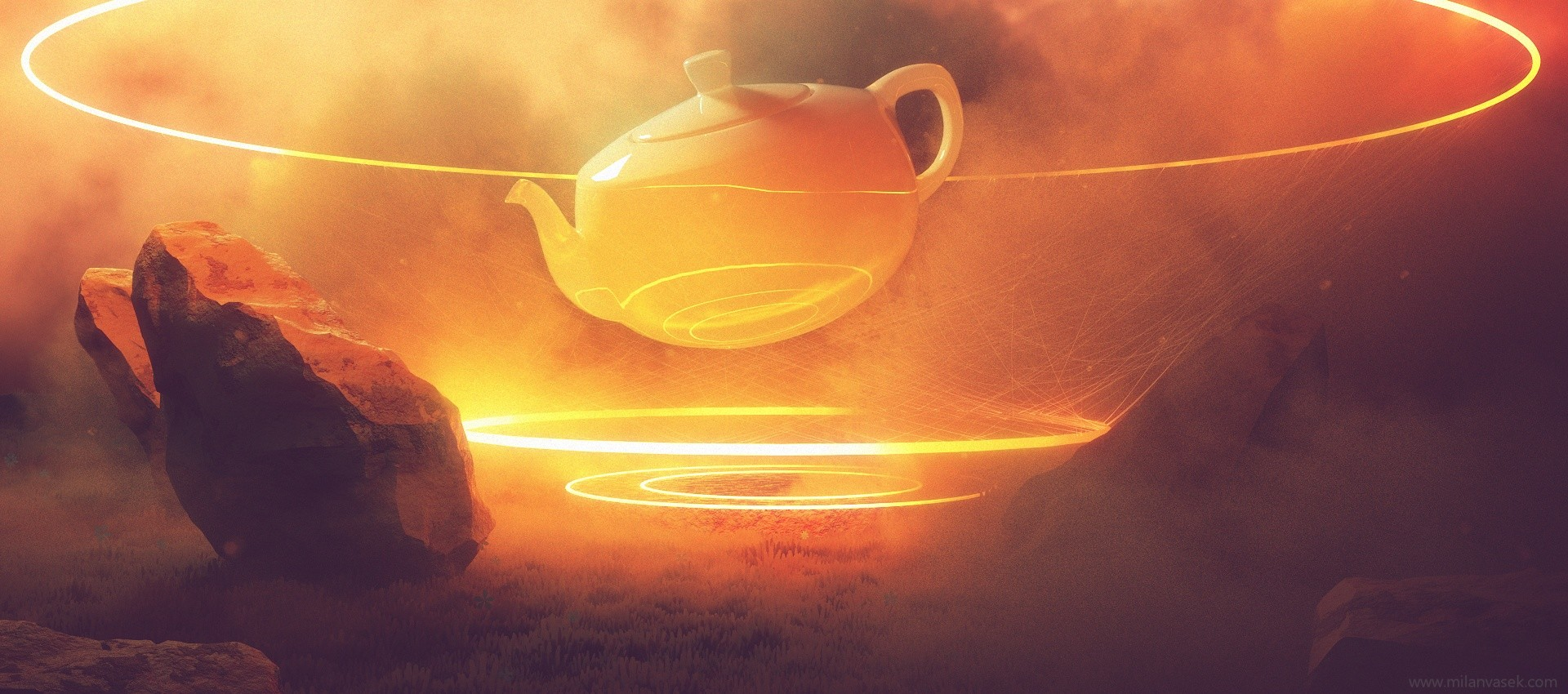 teapot render test