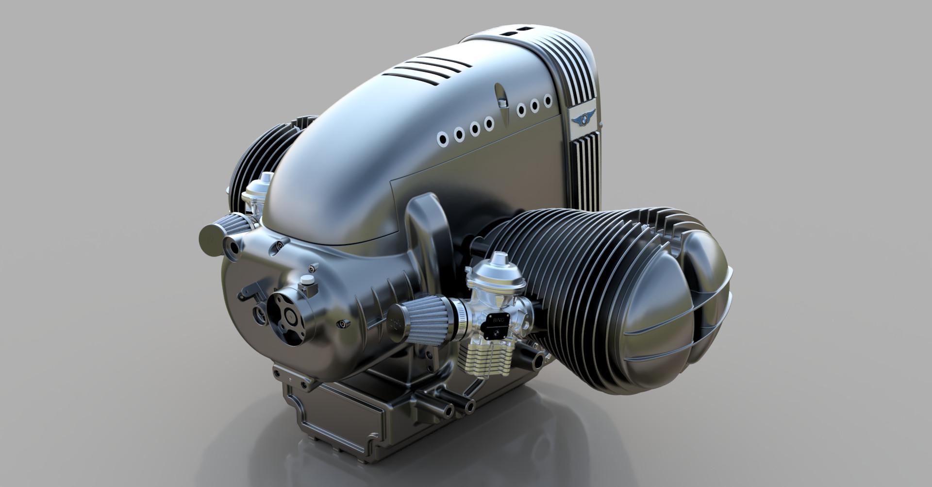 R100 Engine