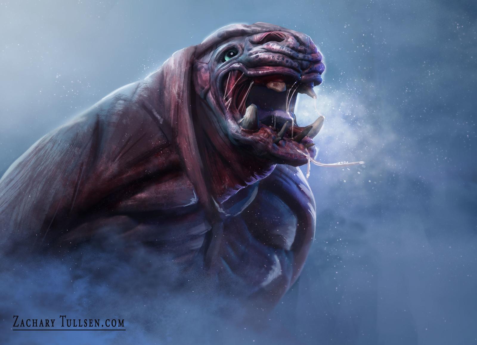 Winter Monster