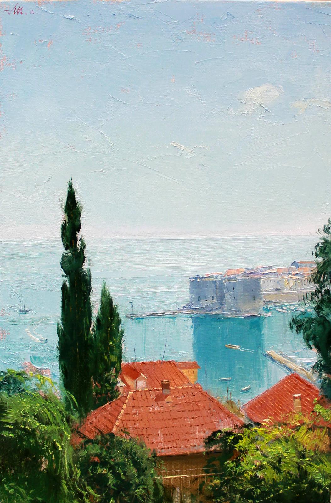 Dubrovnik pleinair