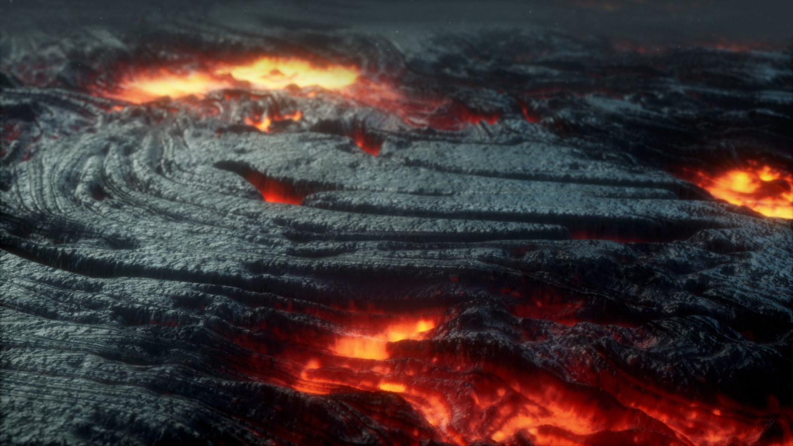 Lava - Substance Designer