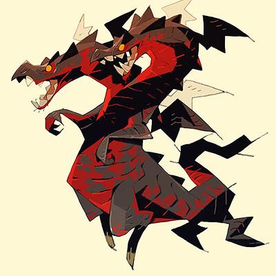 Satoshi matsuura two hex dragon