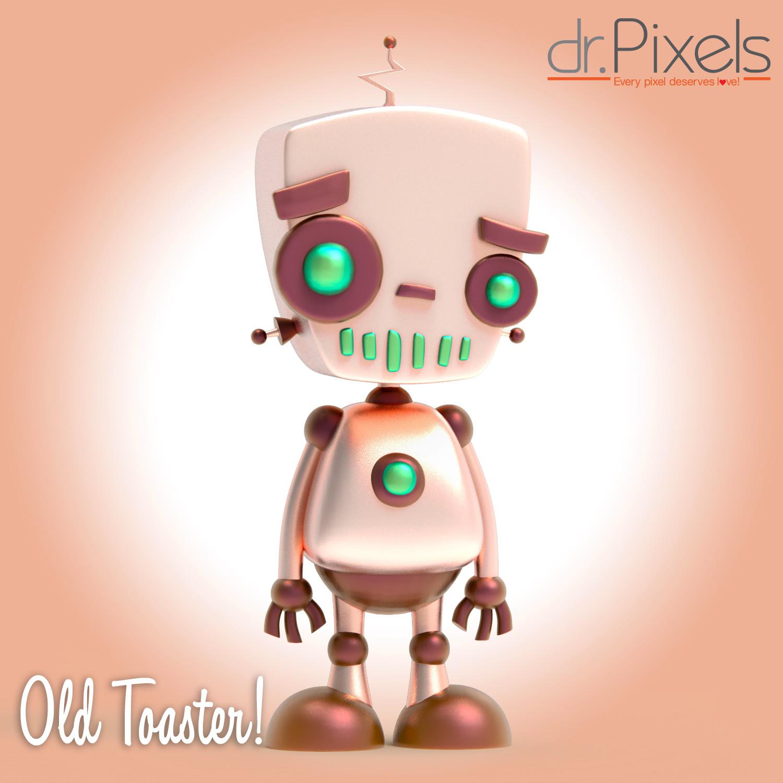 Old toaster