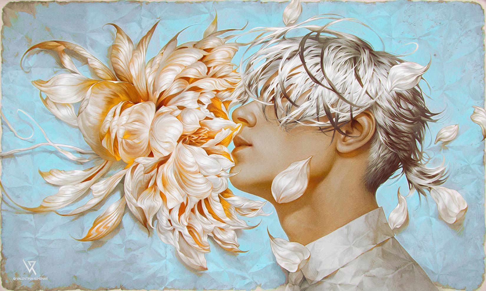 Valentina remenar the kiss by valentina remenar