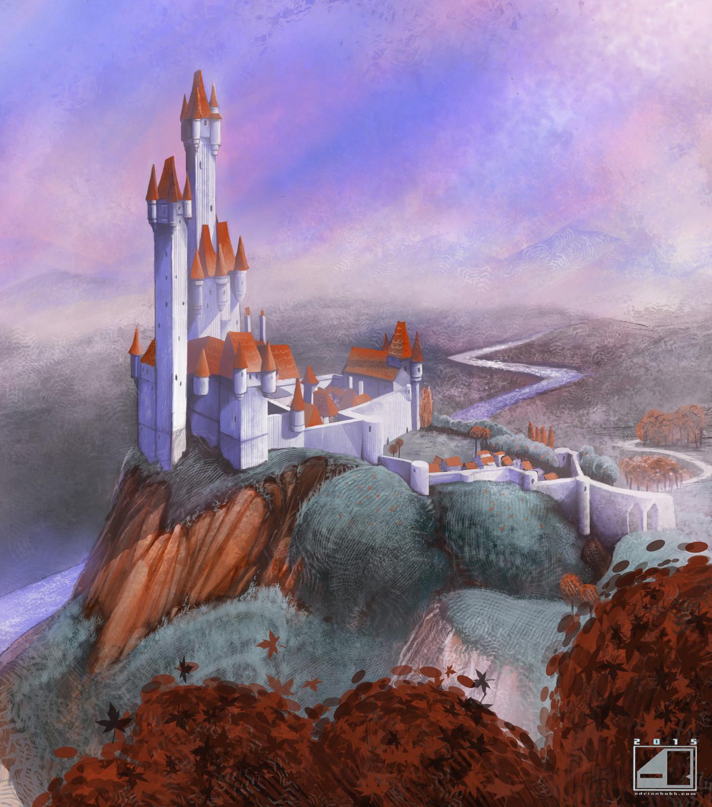 Storybook Fantasy Concept