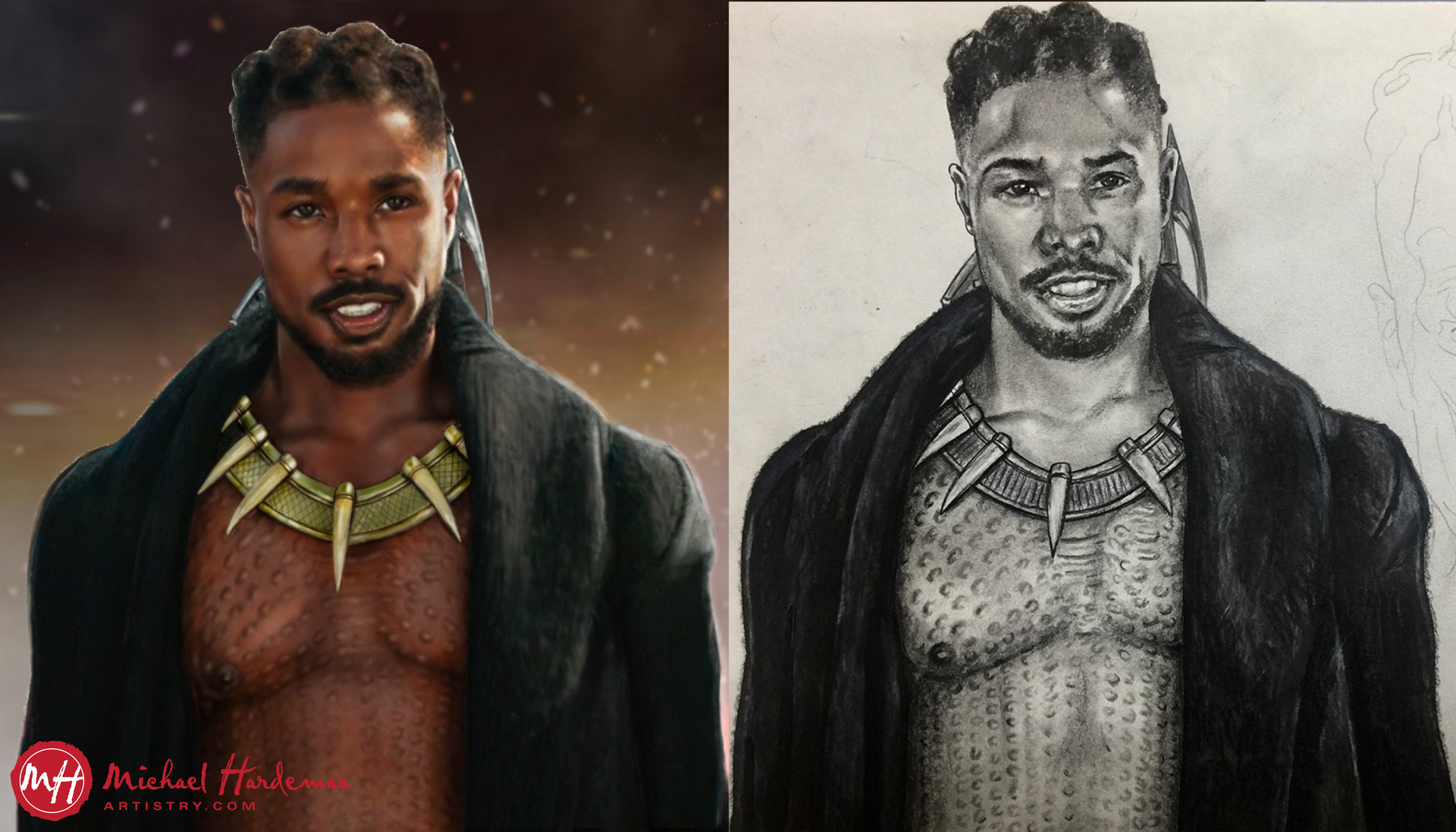 the black panther lives photo eric killmonger erik killmonger. Black Bedroom Furniture Sets. Home Design Ideas