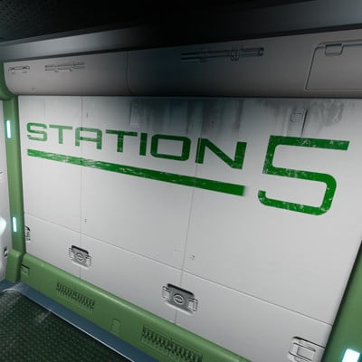 Aivis ozols a station01