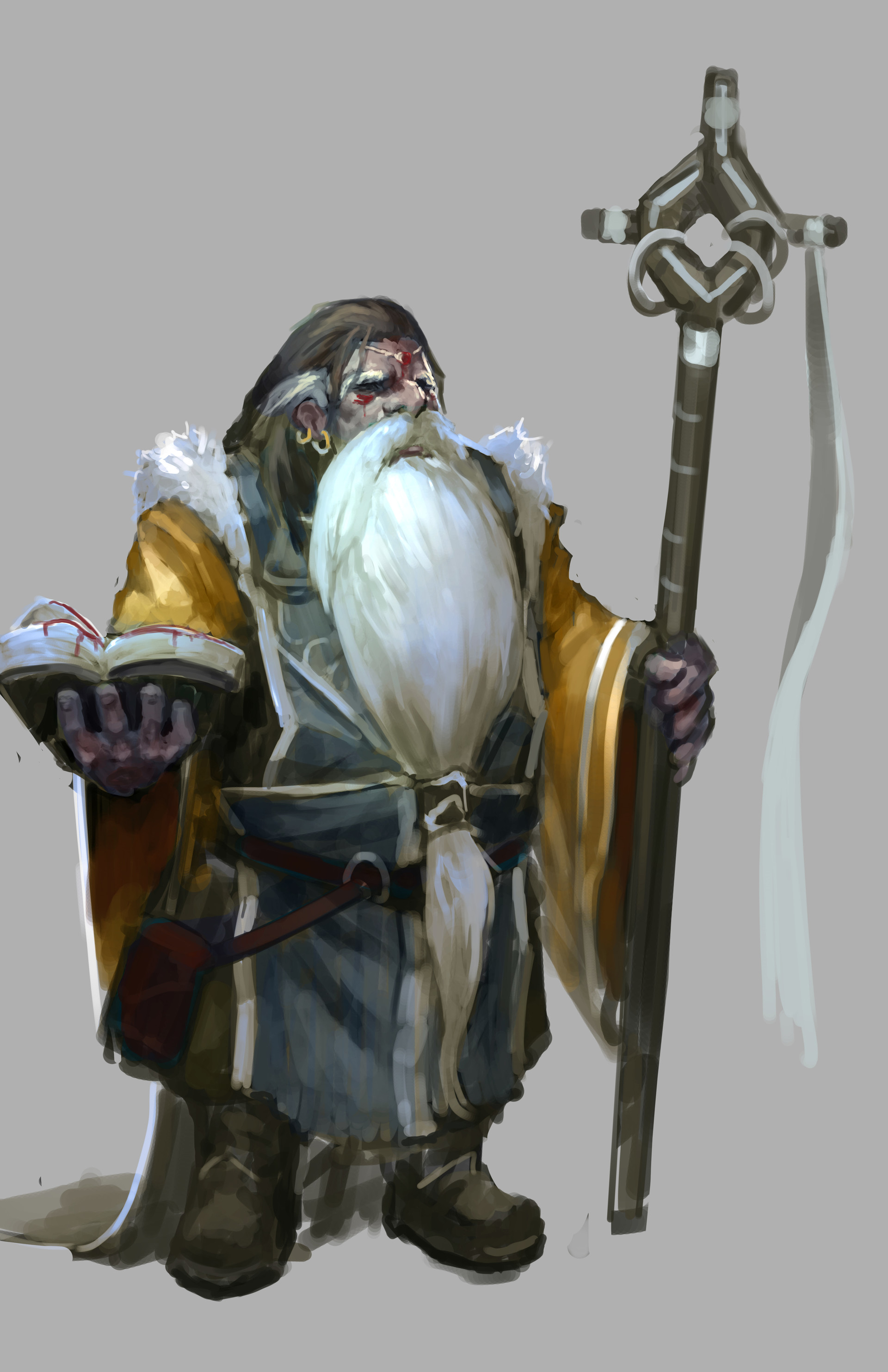 Jeff chen blood domain cleric