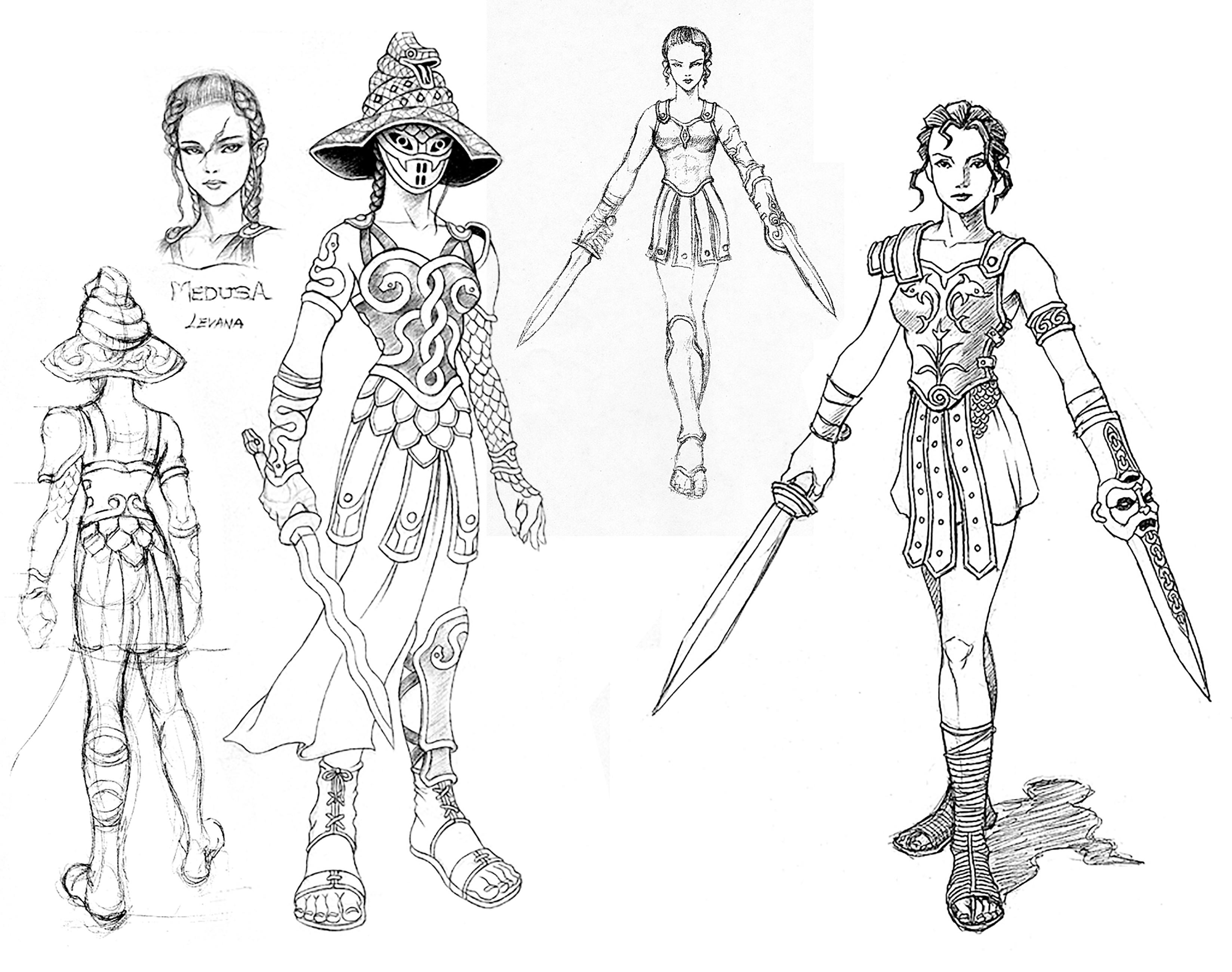 Gladiator - Concept
