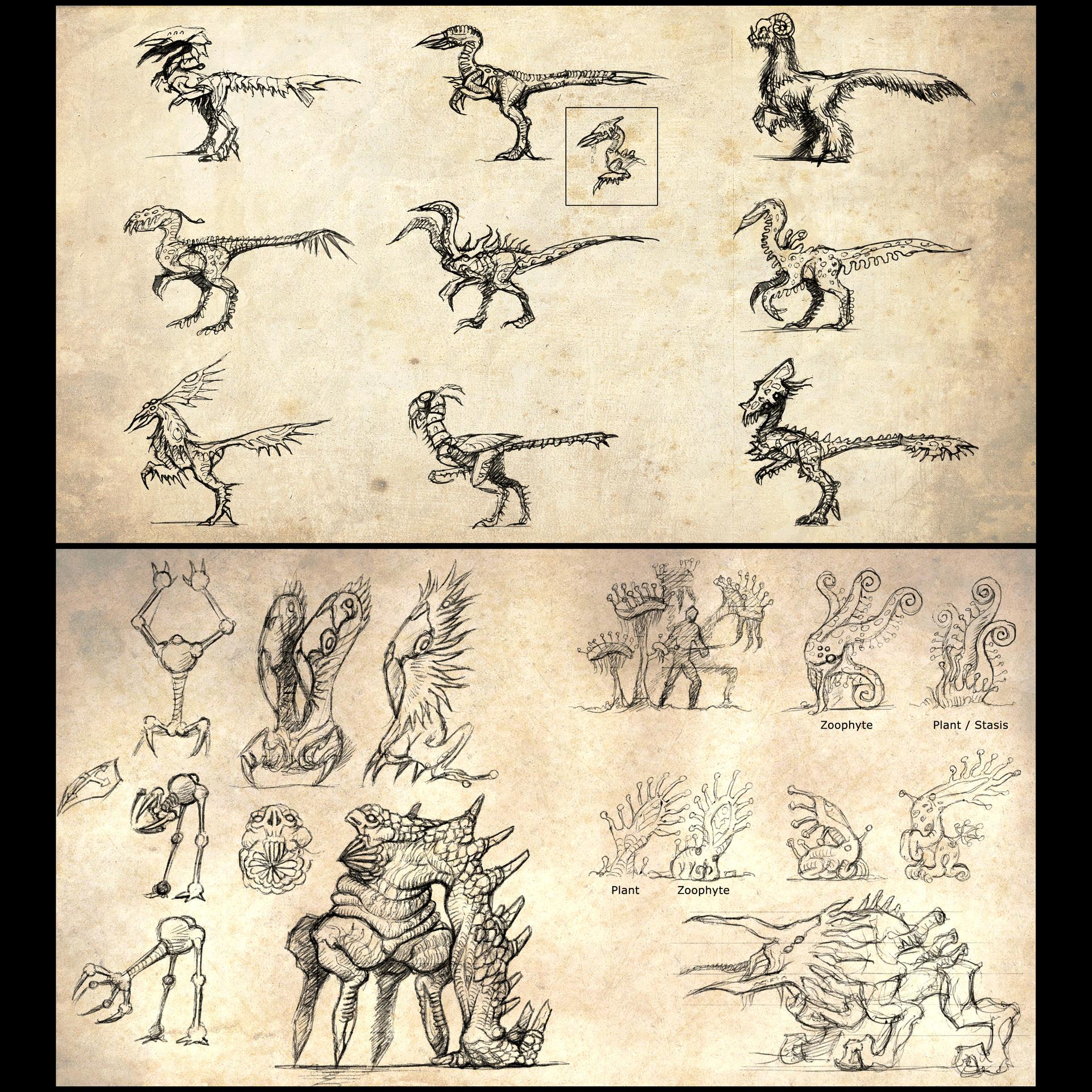 E lynx lin alienhunter creature00