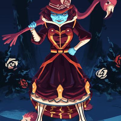 Griselda gabriele queenofcroquet3