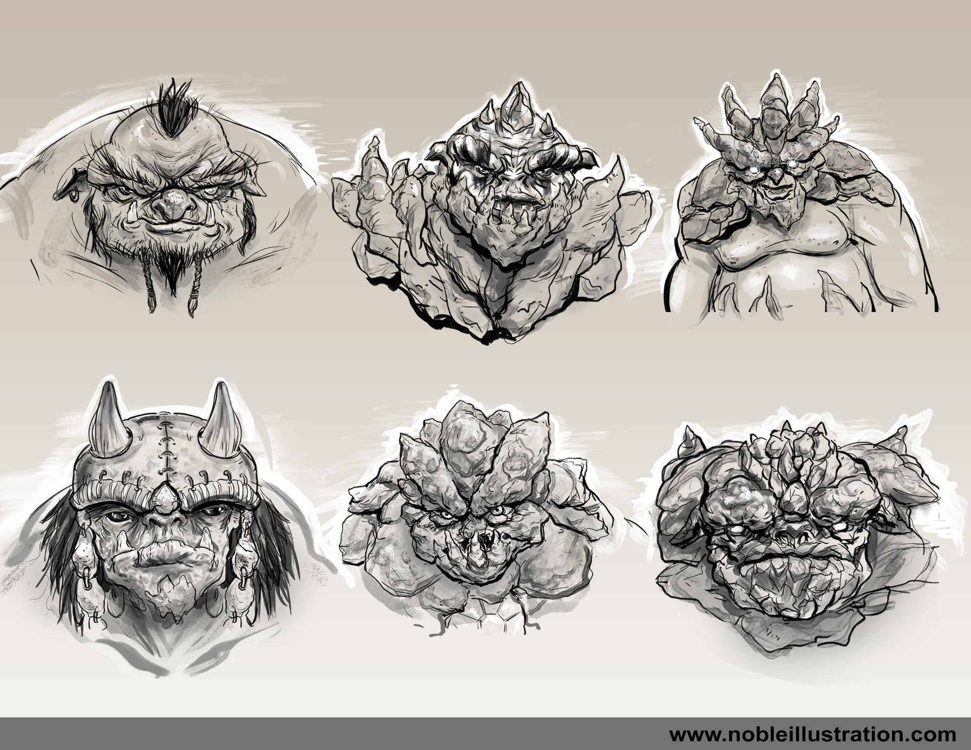 Stephen noble rocktrolls