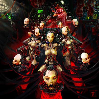 Atom cyber mx doll chorus 2
