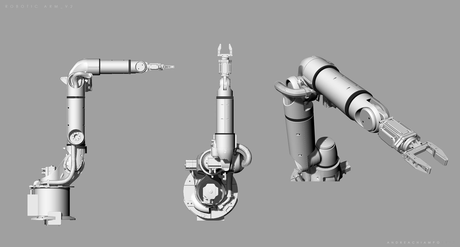 Andrea chiampo robotic arm v2 b
