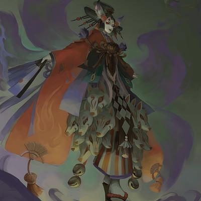 Dark ghost yys yuzhaoqian 13