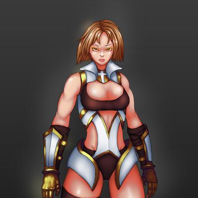 Neko yamada fighter