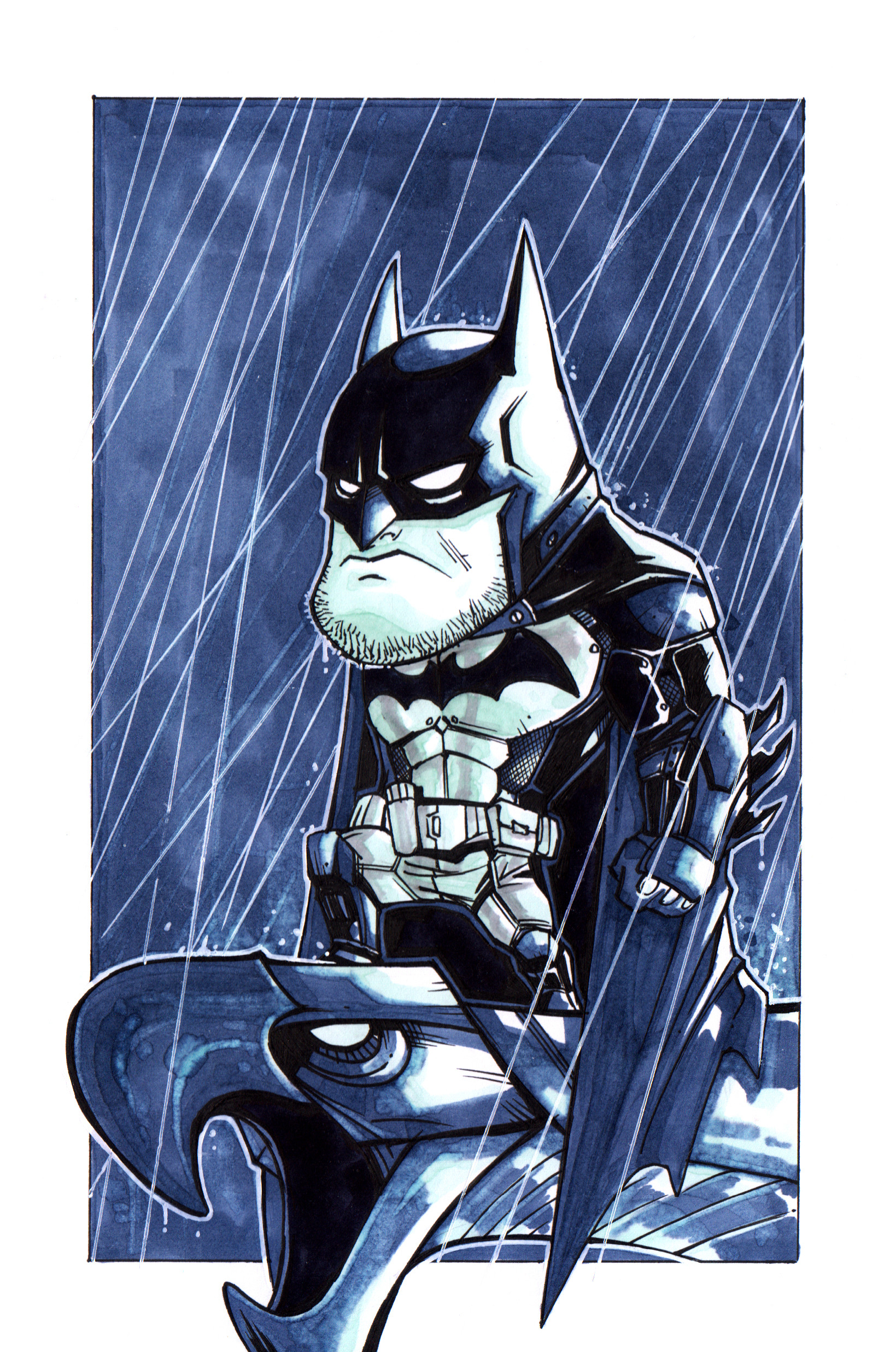 Damian grx batman 2