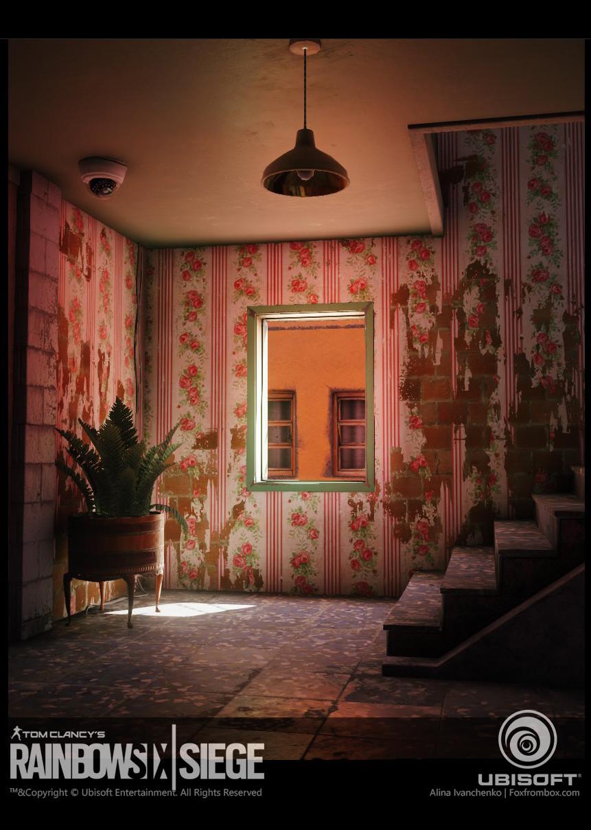 Favela map in game screens. Rose wallpaper