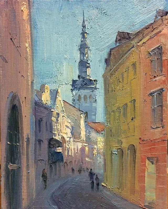 Oldtown pleinair