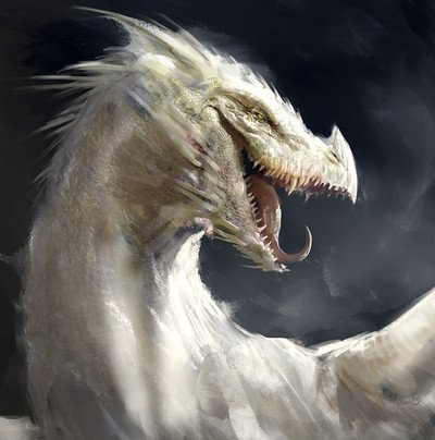 Antonio j manzanedo dragon study 2