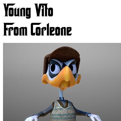 Petri teno youngvitofromcorleone vitoconcept