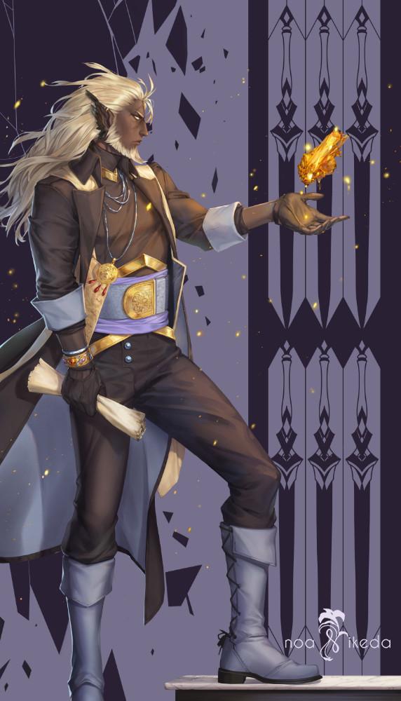 Noa ikeda swords 06 s