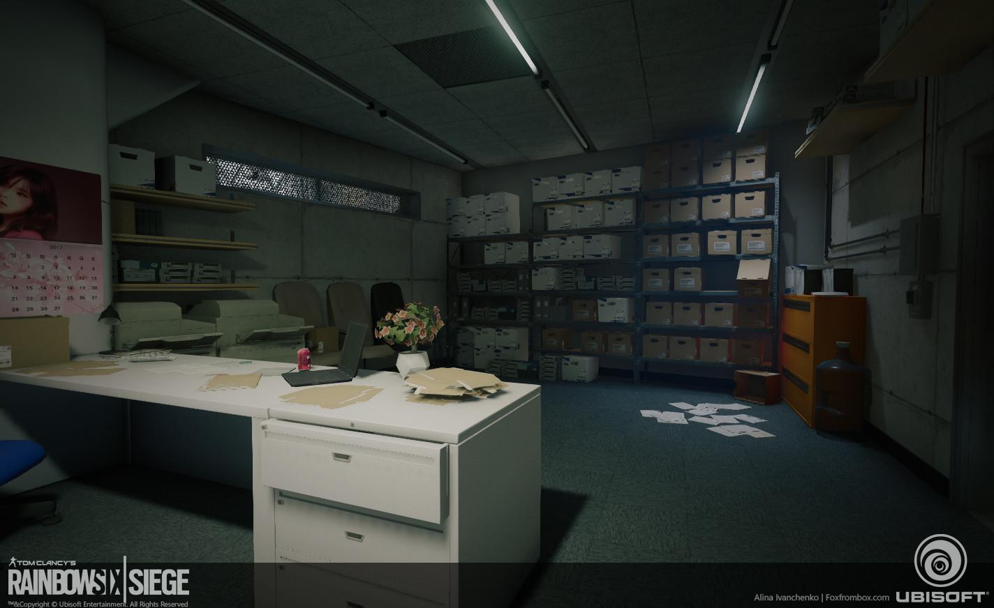 Carpet texture in Game screen