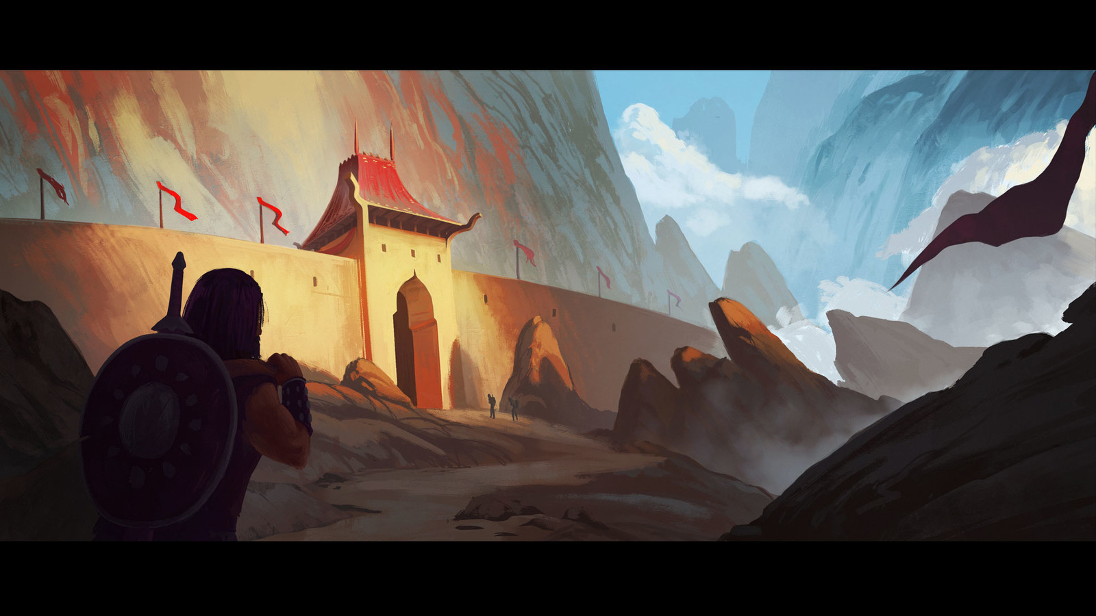 Warrior's Journey