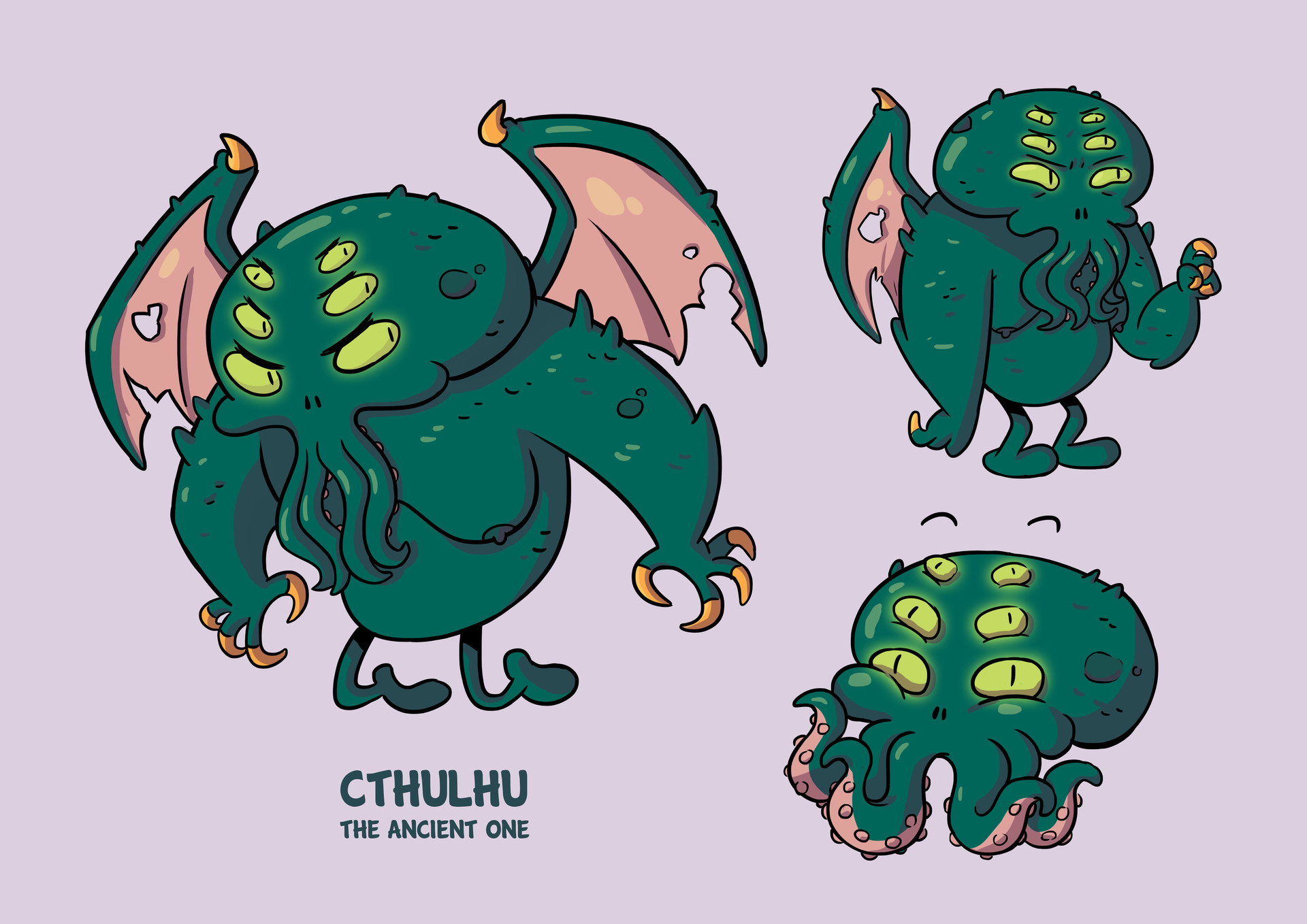 Cthulhu - The Ancient One